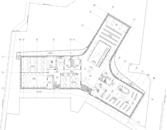 Z:1604 King Township Public Library2. DESIGN2.4 Drawings - De