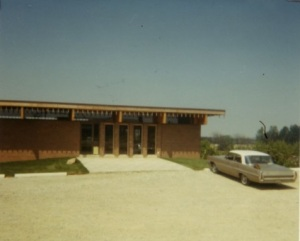 old library 1970